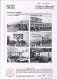 SGS сертифицированных пикет ограждения завода - Народный Dachu 3