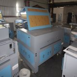 Автомат для резки лазера Двойн-Головки с располагать камеру (JM-1610T-CCD)
