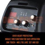 MIG 160А 230V инвертор сварочный аппарат ММА/Arc/MMA/Memory Stick™/MAG/миг сварочный аппарат