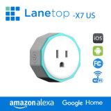 Ce fac RoHS nouvelles petites US Standard WiFi Smart Plug
