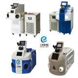 200W высокой точностью YAG лазер сварочный аппарат ювелирных изделий для Gold/металл/серебристый/нержавеющая сталь