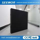 Visualizzazione di LED fissa dell'interno calda dell'installazione di vendita P7.62mm per fare pubblicità