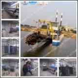 競争価格の普及した砂の浚渫船