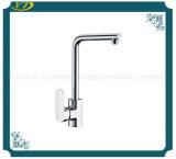 熱い販売の正方形の台所洗面器の長い口の真鍮の蛇口