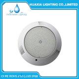 Rsin llenó la luz subacuática de la iluminación del LED de la lámpara plana de la piscina
