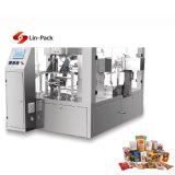 De automatische Machine van de Verpakking van de Zak voor het Poeder van de Korrel en Vloeibare Fabrikant