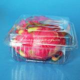 Copertura superiore di plastica dell'animale domestico libero che impacca per la frutta