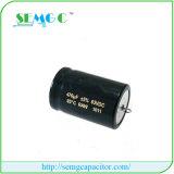 Condensador electrolítico 3300UF 350V del condensador de potencia