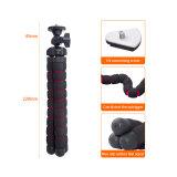O polvo tripés suporte telefónico flexível Mini-tripé Gorillapod para câmara