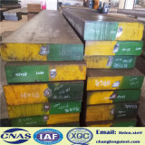 1.2344/H13/SKD61 Barra plana de acero de acero de molde de trabajo en caliente