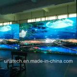 잘 고정된 고쳐진 옥외 풀 컬러 P8 또는 Unipole는 발광 다이오드 표시 디지털 스크린을 설치한다