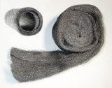 Lã de aço da China Encha o rolo de tecido