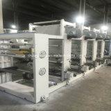 Máquina de impressão do Gravure de Shaftless de 8 cores