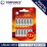 BSCI (LR03-AAA 18PCS)の1.5Vデジタルのアルカリ電池の乾電池