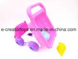 Bela praia Car 6-Conjunto de peça do veículo Brinquedos de praia