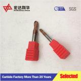 Material de carboneto e função do tipo de moinho de ferramentas de corte