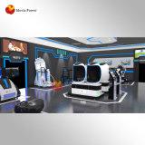 Retour haut de projets du parc à thème Vr Fabricant de matériel de simulateur de mouvement