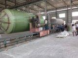 GRP FRP 저장 탱크 감기 기계 생산 라인