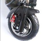 競争価格の小型電気スクーターを折る完全な中断デザイン