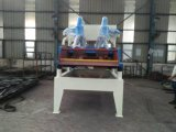 Sabbia che ricicla macchina con i materiali costanti