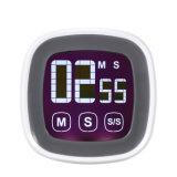 LCD de Digitale het Koken van de Tijdopnemer van de Keuken van het Scherm van de Aanraking Praktische Telling van de Aftelprocedure van de Tijdopnemer op De Gadgets die van de Keuken van de Wekker Hulpmiddelen koken