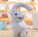 Lindo y adorable pequeño elefante Plushed Juguetes