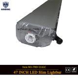 호박색 LEDs에 있는 최고 호리호리한 알루미늄 LED 경고 스트로브 표시등 막대