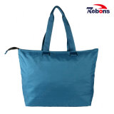 쇼핑 여행을%s Tote Gift Handbags 형식 Foldable 숙녀