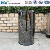 De binnen Partij van het Roestvrij staal werpt Watermerk de Vuilnisbak van de Container van het Afval van 40 Liter