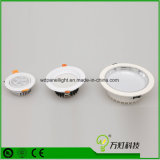 Teto comercial Recessed Dimmable para baixo Downlight do diodo emissor de luz de Aluminun