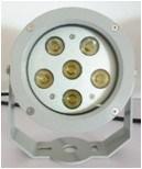 LED-Flutlicht-Garten-Punkt 15W