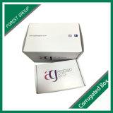 Contenitore di imballaggio bianco del documento ondulato Mabufacturers