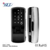 Controle remoto de senha inteligente Cartão inteligente fechadura de porta digital