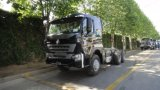 半Sinotruk HOWO A7のトラック420HP 6X4のトラクター