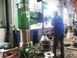 Ferro dúctil válvula gaveta de assentados de Metal