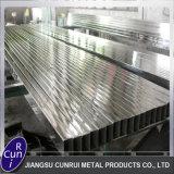 Rivestimento quadrato saldato dei tubi 304 dell'acciaio inossidabile lucidato