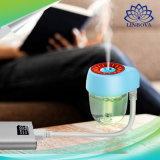 ホームタイミングの小型霧メーカーHumidificadorのための超音波小型空気車の加湿器USB車の携帯用加湿器
