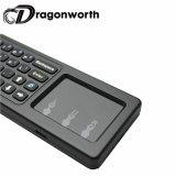 Mini estándar del teclado T6 del rectángulo de la TV para el ratón alejado del aire del rectángulo androide de la TV