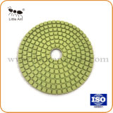 Stones.를 위한 4 인치/100mm Sharpness Type Wet Polishing Pad Buff Pad