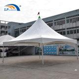 Tente de chapiteau de dessus de ressort d'aluminium de l'année neuve 6X6m avec des trous d'air pour l'événement extérieur