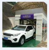 El mejor precio del túnel del coche de la lavadora de la fabricación de la alta calidad automática de la fábrica con 14 cepillos