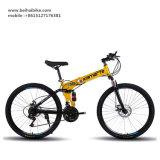 Bici de montaña plegable de la aleación de aluminio en 24 pulgadas 26 pulgadas