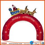 Популярные съемные любого цвета для использования вне помещений Рождество арки
