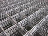 補強された溶接された金網のパネル