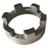 Usinage de précision en acier de carbure en alliage de bronze CNC les pièces en plastique