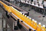 プラスチックびんジュースの瓶詰工場を完了しなさい