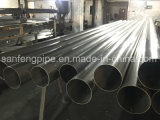 Pipe cousue d'acier inoxydable pour le matériel sanitaire et le matériel de nourriture