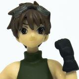 新しいデザイン漫画の日本製アニメの女の子の置物モデル