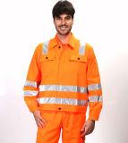Куртки видимости людей Workwear безопасности высокие