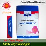 100% de polpa de madeira de Escritório de papel de cópia A4 (CP008)